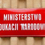 Komunikat MEN w sprawie planowanego strajku organizowanego przez Związek Nauczycielstwa Polskiego
