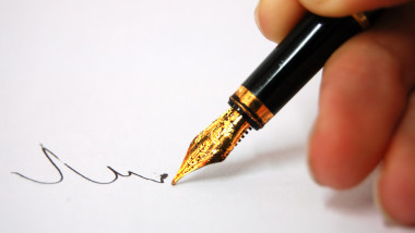 podpisane rozporządzenia