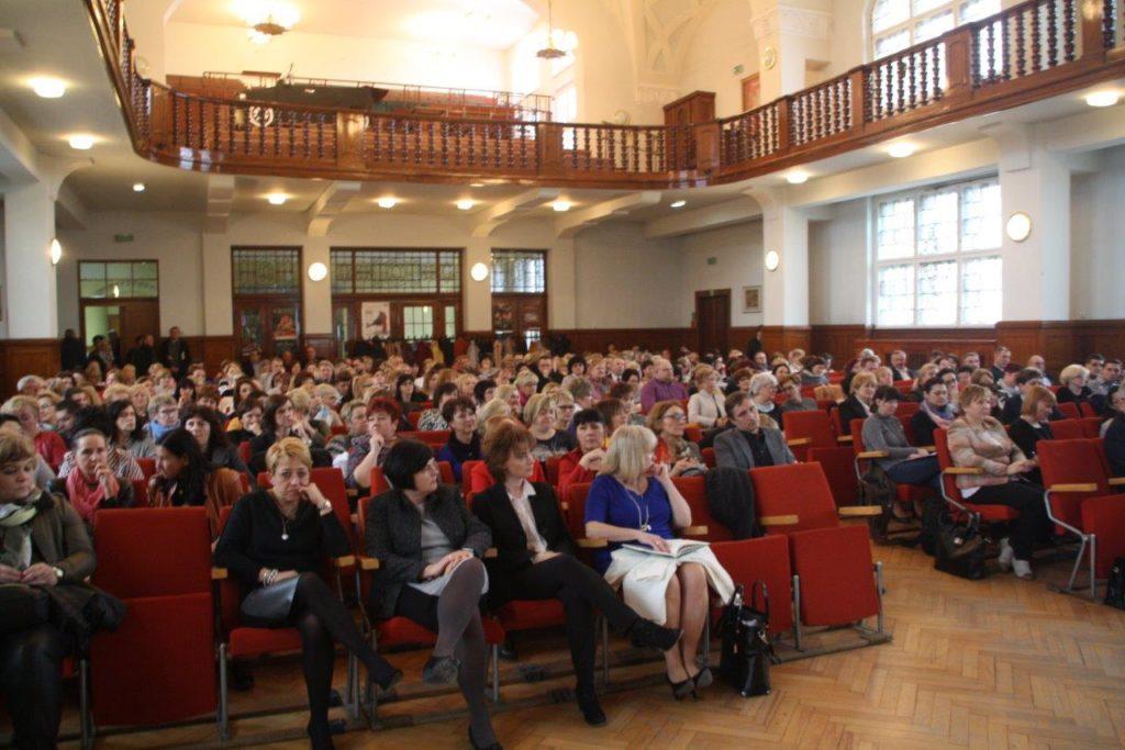 Konferencja na temat wdrażania reformy edukacji w Jeleniej Górze