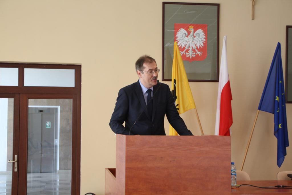Udział Dolnośląskiego Kuratora Oświaty w sesji Rady Miasta w Świdnicy