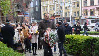 74. rocznica powstania w getcie warszawskim