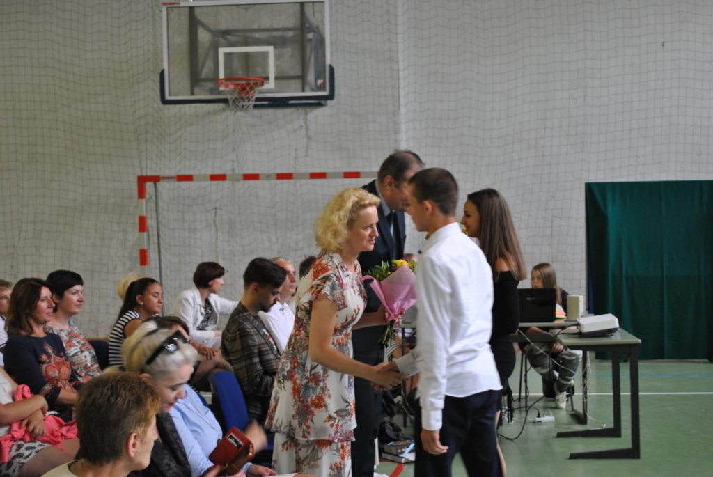 Koniec roku szkolnego z udziałem z Dolnośląskiego Kuratora Oświa