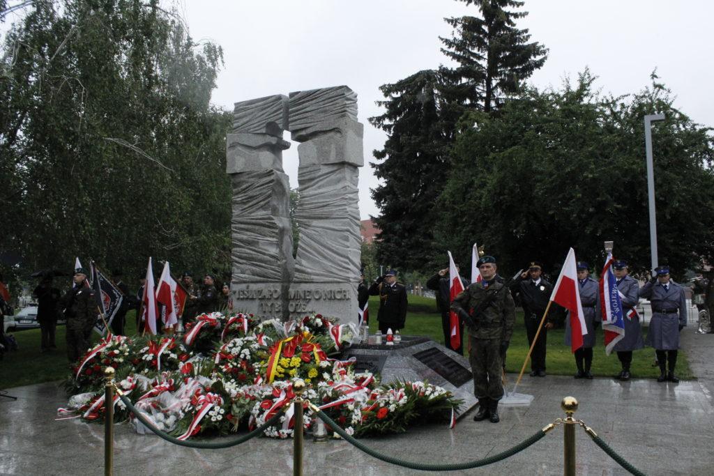 Uroczystości Narodowego Dnia Pamięci Ofiar Ludobójstwa we Wrocławiu