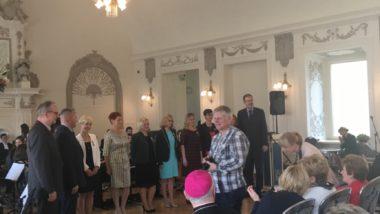 Uroczystość z okazji Dnia Edukacji Narodowej w Legnicy