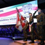 Inauguracji Roku Akademickiego 2017/2018 Akademii Wojsk Lądowych