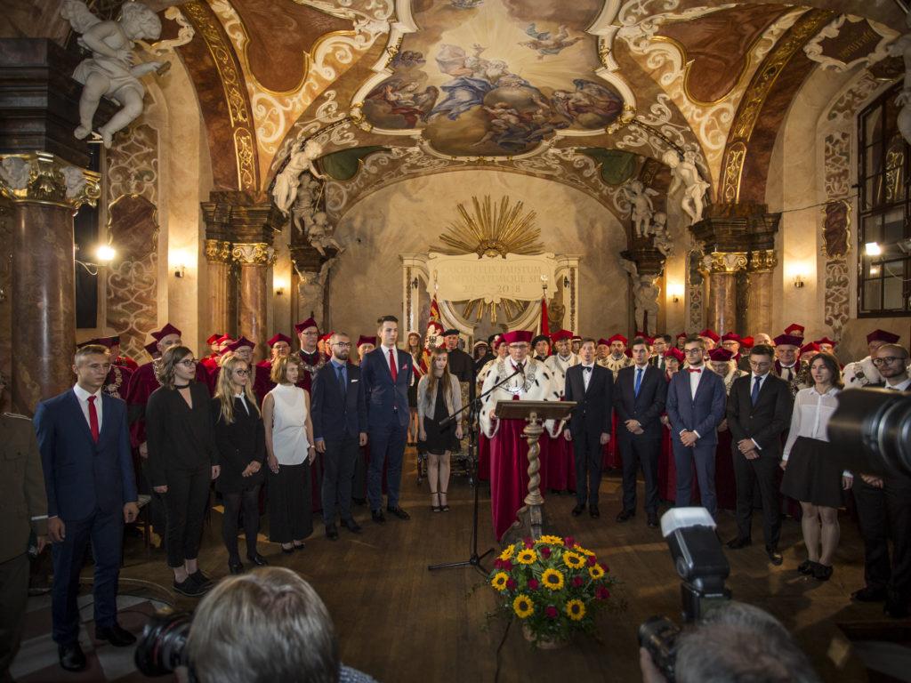 Inauguracji Roku Akademickiego 2017/2018 wrocławskich uczelni