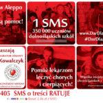 """Podsumowanie akcji """"Dar dla Aleppo"""" w katedrze Jana Chrzciciela we Wrocławiu"""
