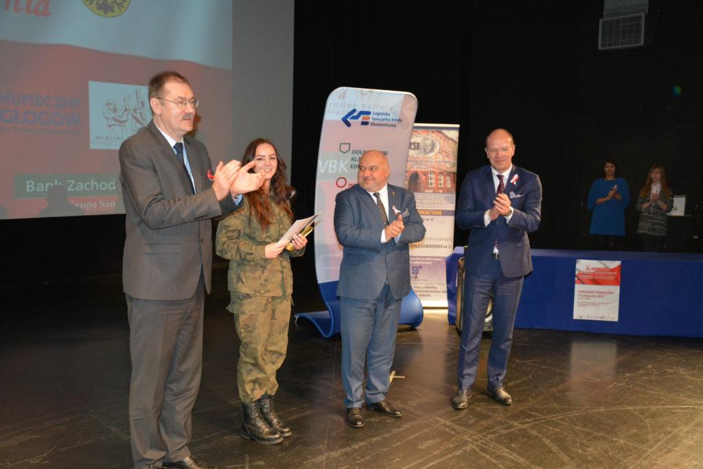 """X Festiwal Pieśni Patriotycznej """"Vivat Polonia"""" w Głogowie"""