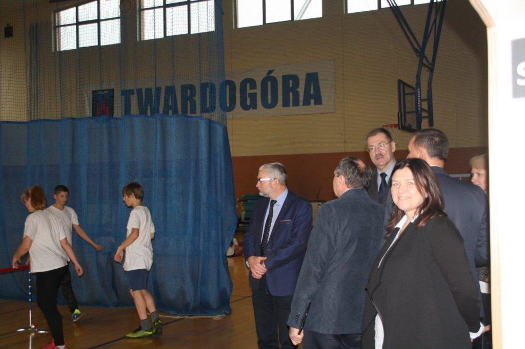 Dolnośląski Kurator Oświaty gościł w Gminie Borów