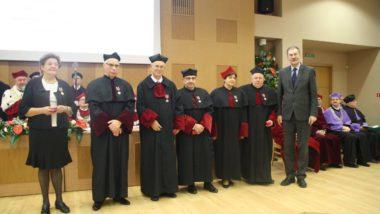 Uroczystość wręczenia Medale Komisji Edukacji Narodowej