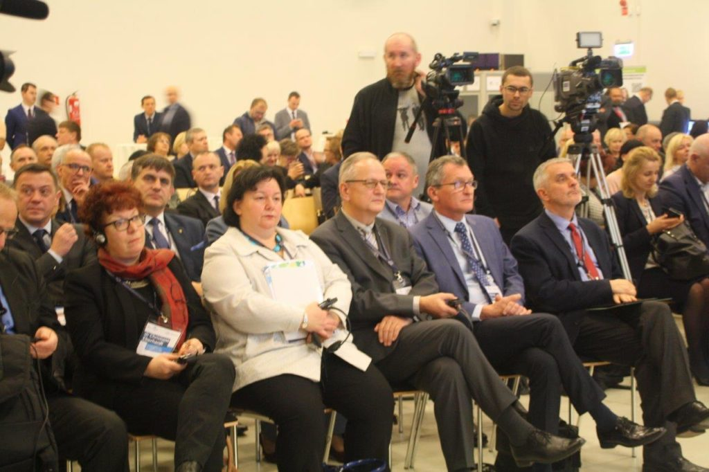 Konferencja o szkolnictwie zawodowym w Wałbrzychu