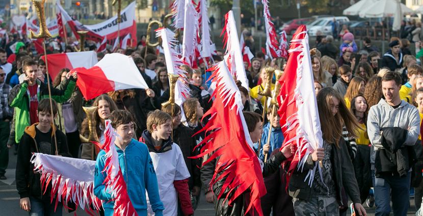 Narodowe Święto Niepodległości we Wrocławiu
