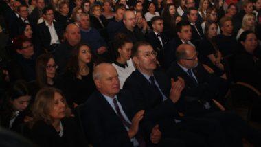 Gala wręczenia dyplomów stypendystom