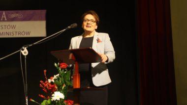 Uroczystość wręczenia stypendiów Prezesa Rady Ministrów w Szczawnie Zdroju