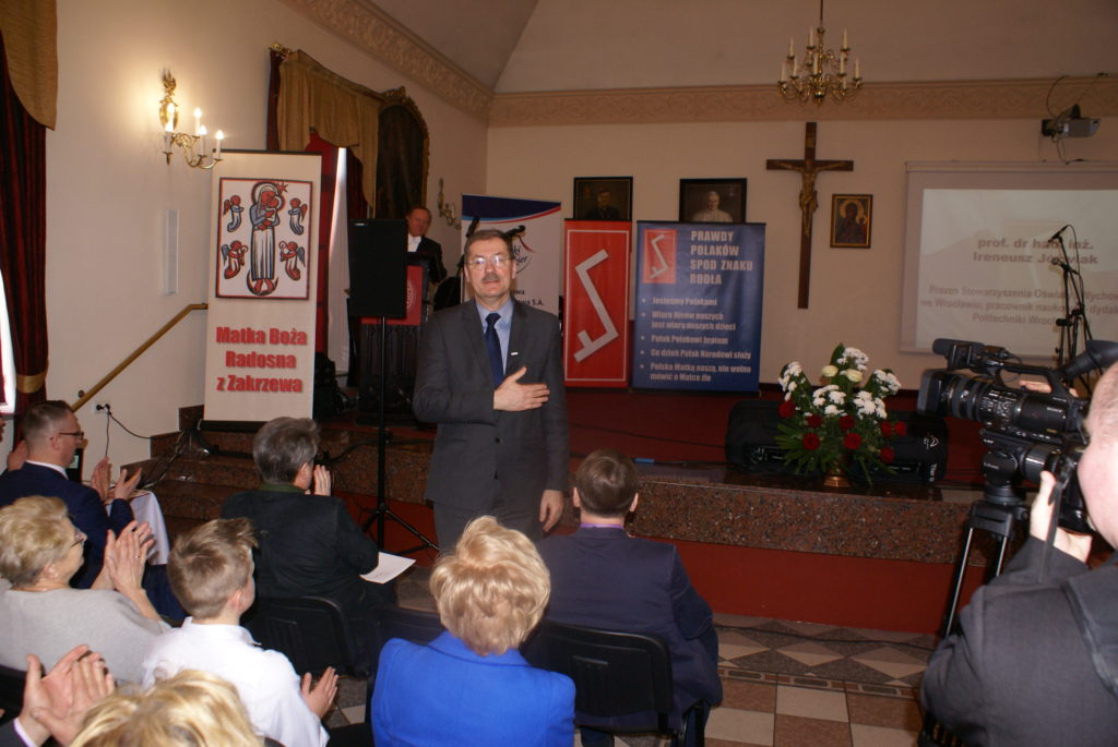 Obchody 80. rocznicy ogłoszenia Prawd Polaków spod Znaku Rodła