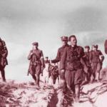 plakat Żołnierze wyklęci