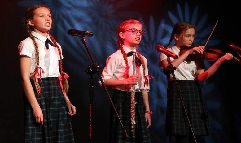 koncert galowy XII Dolnośląskiego Przeglądu Pieśni i Piosenki Patriotycznej