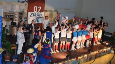 Obchody 70–lecia działania Specjalnego Ośrodka Szkolno-Wychowawczego nr 12