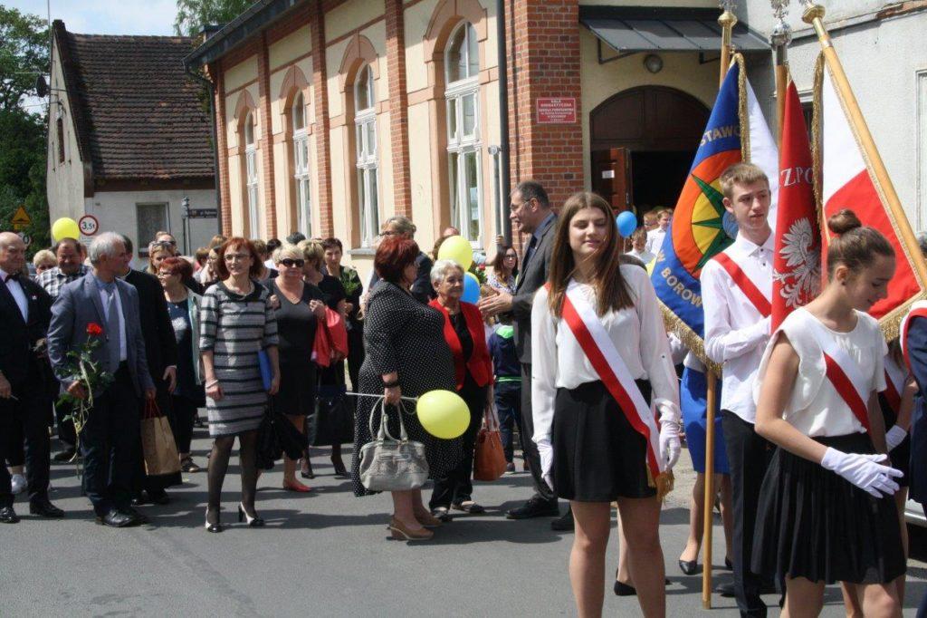 70–lecia działania Szkoły Podstawowej im. Polskiej Niezapominajki w Szczodrem