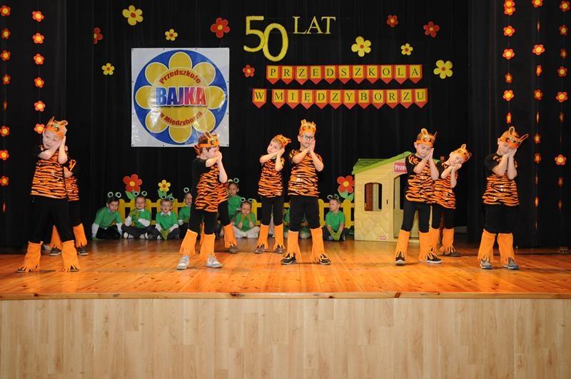Jubileusz 50-lecia Przedszkola w Międzyborzu