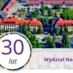 30-lecie Wydziału Nauk Społecznych