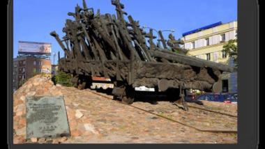 foto Pomnik Poległym i Pomordowanym na Wschodzie