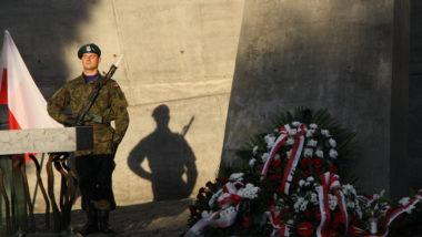 Uroczystości z okazji Dnia Pamięci Ofiar Agresji Sowieckiej na Polskę