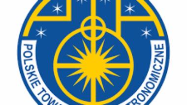 grafika polskie towarzystwo astronomiczne logo