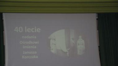 Jubileusz nadania 40-lecia imienia Specjalnemu Ośrodkowi Szkolno- Wychowawczemu nr 10 we Wrocławiu