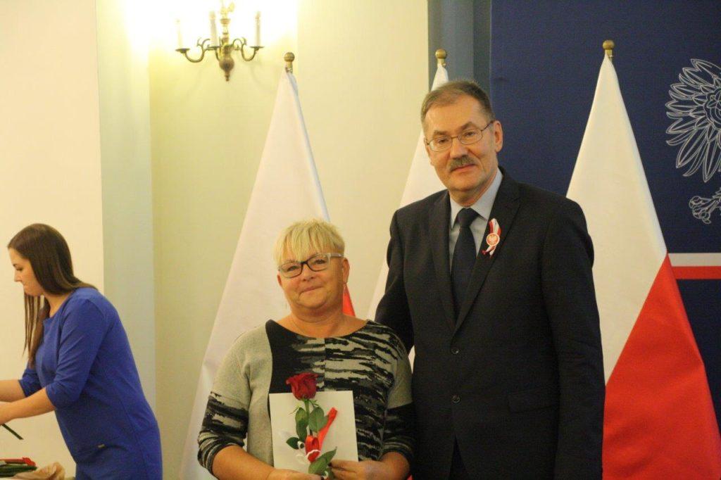 Podziękowania Dolnośląskiego Kuratora Oświat