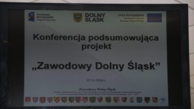 """Konferencja """"Zawodowy Dolny Śląsk"""""""