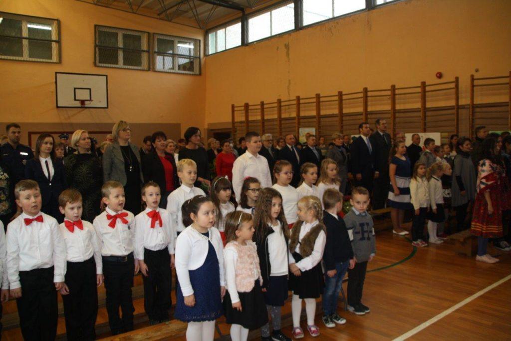 Jubileusz 50-lecia Szkoły Podstawowej w Tymowej