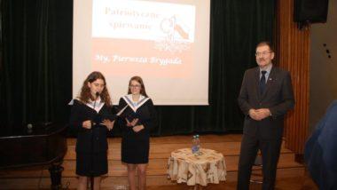 Dolnośląski Kurator Oświaty spotkał się z uczniami Liceum Ogólnokształcącego Sióstr Urszulanek UR