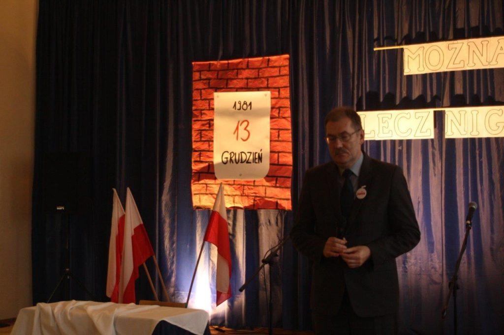Dolnośląski Kurator Oświaty spotkał się z uczniami Zespołu Szkół Publicznych w Wińsku