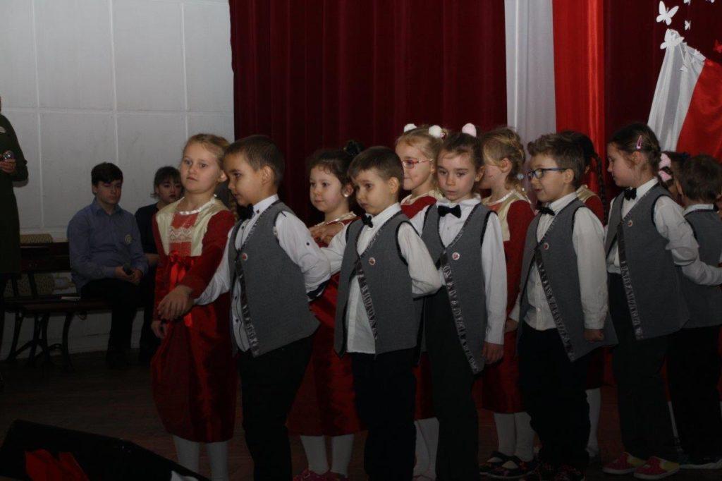 Obchody 60-lecia Szkoły Podstawowej im. Armii Krajowej w Niechlowie
