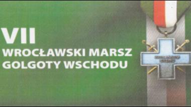 logo VII wroc. marsz Golgoty Wschodu