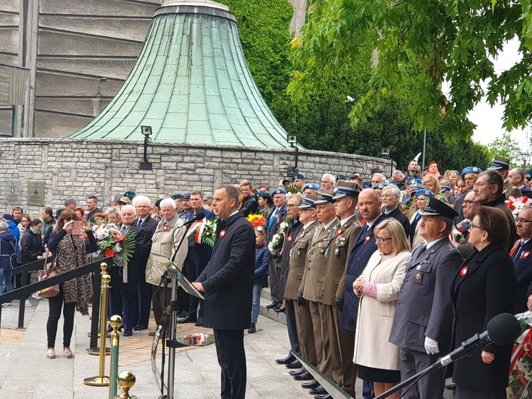 Obchody Święta Narodowego Konstytucji Trzeciego Maja