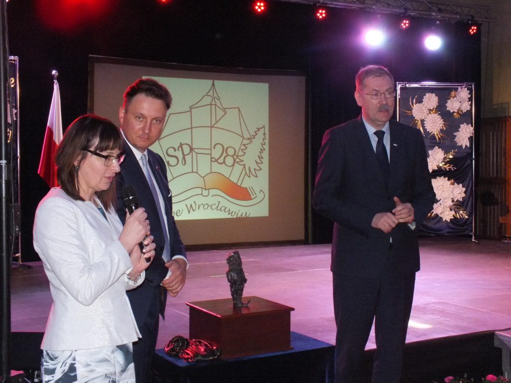 Obchody 65-lecia Szkoły Podstawowej nr 28 we Wrocławiu