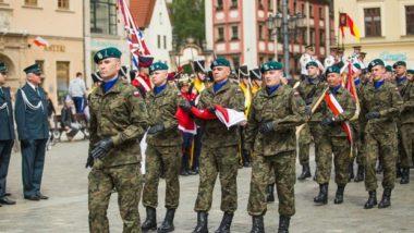 Uroczyste obchody Dnia Flagi Rzeczypospolitej Polskiej