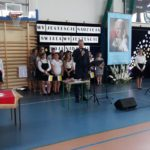 Nadanie sztandaru i imienia Szkole Podstawowej w Dziadowej Kłodzie