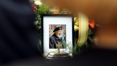 Ostatnie pożegnanie śp. Ryszarda Filipowicza ps. Gryf