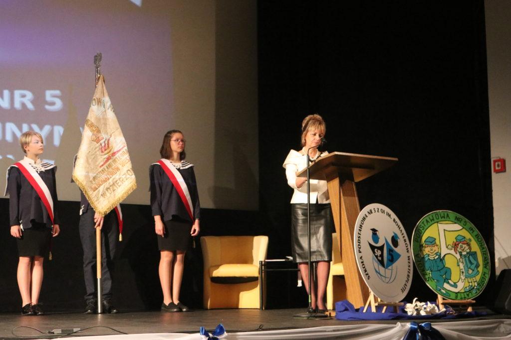 Obchody 50 – lecia Szkoły Podstawowej nr 5 z Oddziałami Integracyjnymi