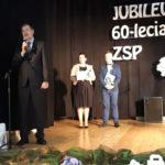 Jubileusz 60-lecia Zespół Szkół Ponadpodstawowych im. Orła Białego w Międzyborzu