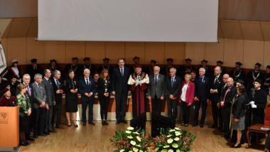Inauguracja roku akademickiego 2019/2020 na Politechnice Wrocławskiej