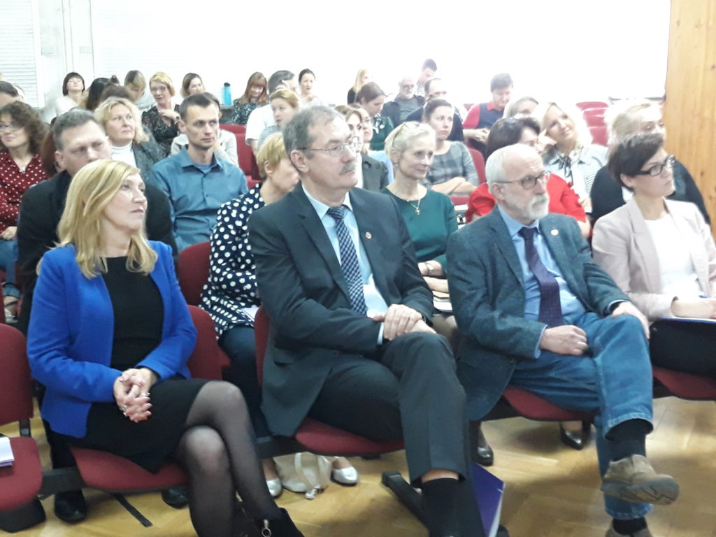 Konferencja inaugurująca projekt Dolnośląska Szkoła Ćwiczeń