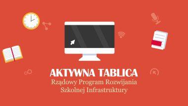 obrazek z logo projektu aktywna tablica