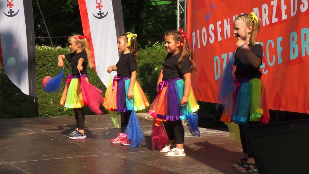I Festiwalu Piosenki Przedszkolnej
