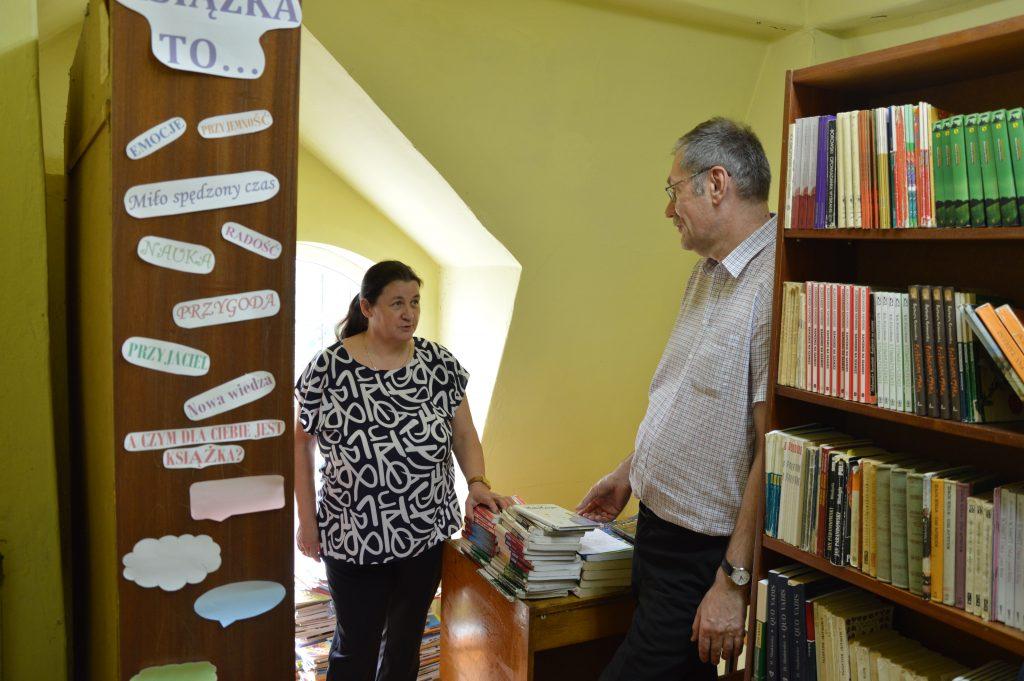 Dolnośląski Kurator Oświaty gościł w Gminie Jemielno