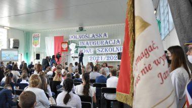 Inauguracja wojewódzka roku szkolnego 2021/2022