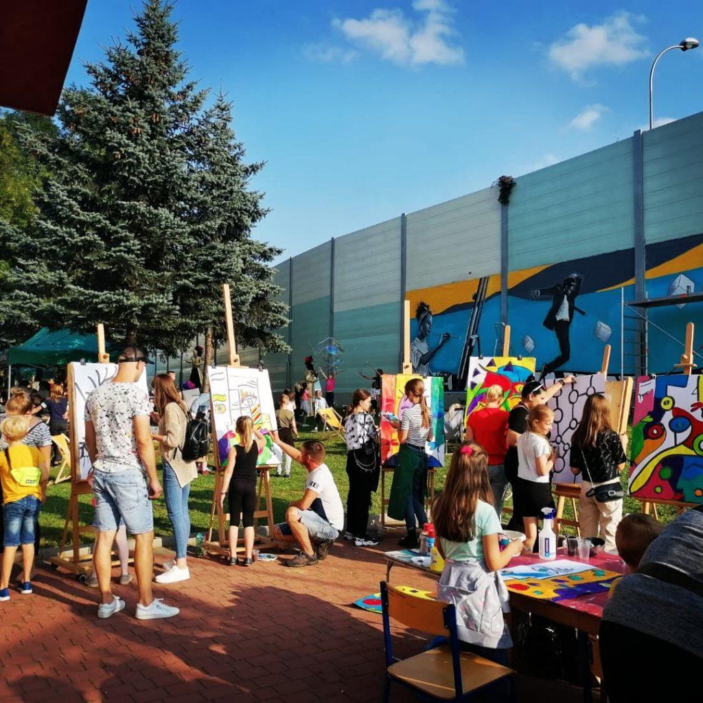 Otwarcie Centrum Działań Twórczych z udziałem Dolnośląskiego Kuratora Oświaty